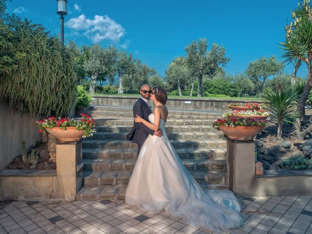 Il matrimonio di Salvatore e Rosalia a Terzigno, Napoli 13