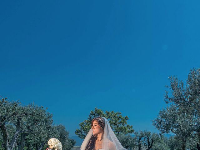 Il matrimonio di Salvatore e Rosalia a Terzigno, Napoli 14
