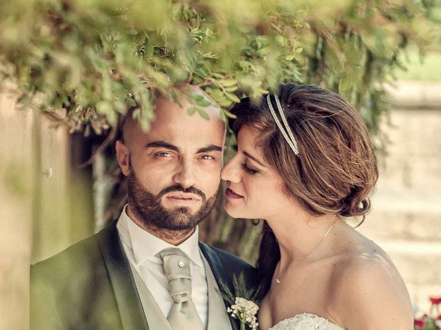 Il matrimonio di Salvatore e Rosalia a Terzigno, Napoli 15