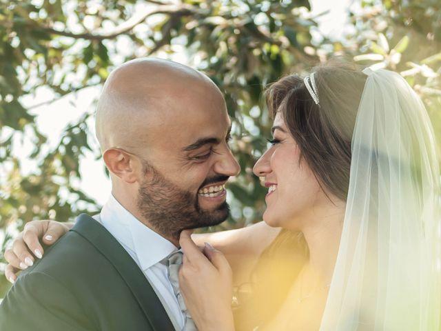 Il matrimonio di Salvatore e Rosalia a Terzigno, Napoli 17