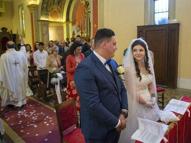 Il matrimonio di Andrea e Ilaria a Osio Sopra, Bergamo 16