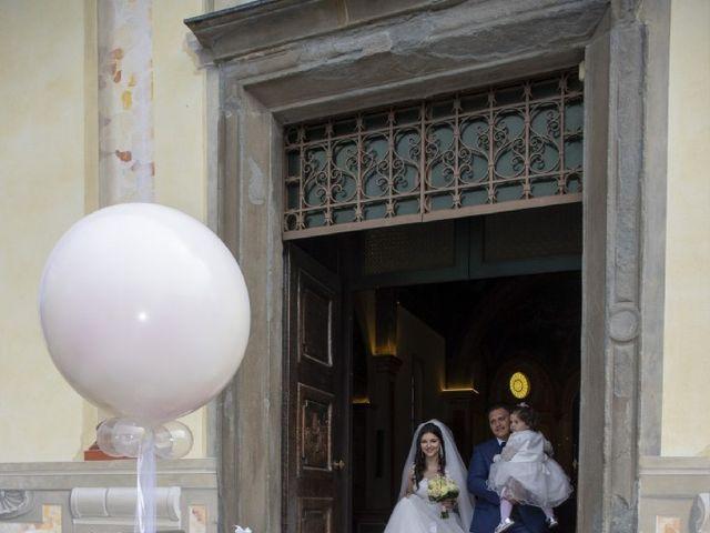 Il matrimonio di Andrea e Ilaria a Osio Sopra, Bergamo 20