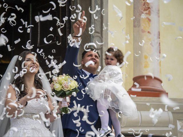Il matrimonio di Andrea e Ilaria a Osio Sopra, Bergamo 21