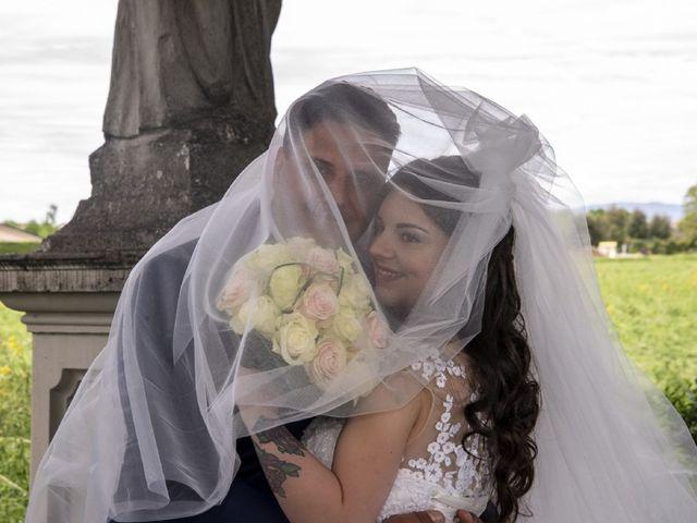 Il matrimonio di Andrea e Ilaria a Osio Sopra, Bergamo 22