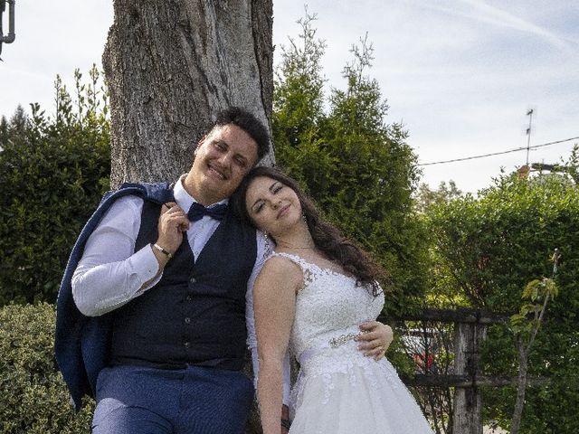 Il matrimonio di Andrea e Ilaria a Osio Sopra, Bergamo 28