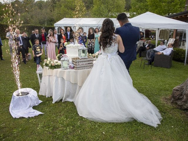 Il matrimonio di Andrea e Ilaria a Osio Sopra, Bergamo 45