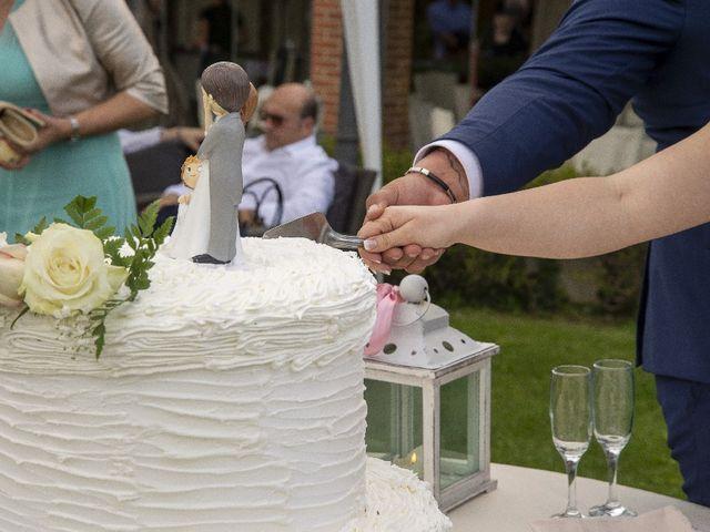 Il matrimonio di Andrea e Ilaria a Osio Sopra, Bergamo 47