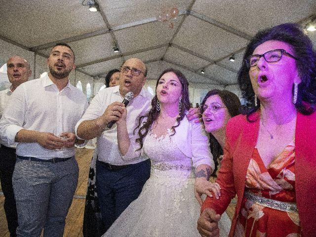 Il matrimonio di Andrea e Ilaria a Osio Sopra, Bergamo 53