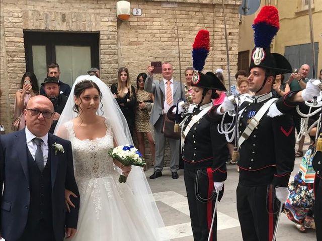Il matrimonio di Francesco  e Ilenia a Casalbordino, Chieti 2