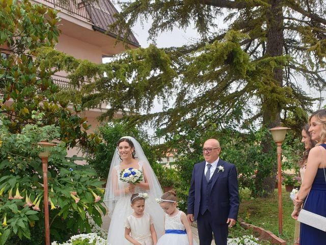 Il matrimonio di Francesco  e Ilenia a Casalbordino, Chieti 9