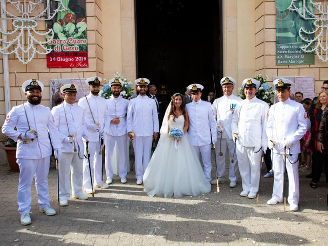 Il matrimonio di Francesco e Tania a Augusta, Siracusa 1