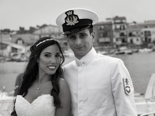 Il matrimonio di Francesco e Tania a Augusta, Siracusa 4