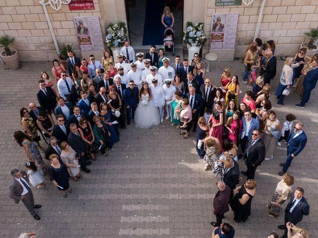 Il matrimonio di Francesco e Tania a Augusta, Siracusa 8