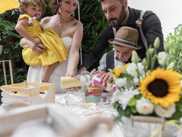 Il matrimonio di Norberto e Rosa a Villa d'Almè, Bergamo 2