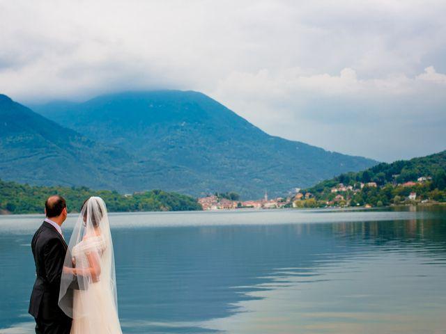 Il matrimonio di Michele e Luciana a Stresa, Verbania 4