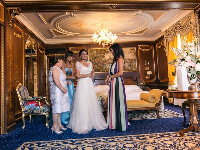 Il matrimonio di Michele e Luciana a Stresa, Verbania 59