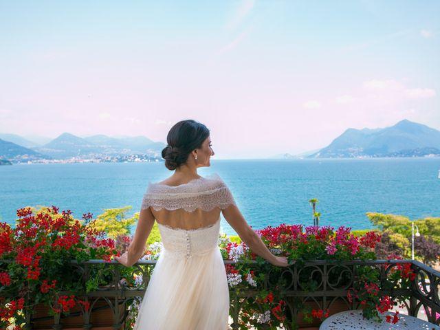 Il matrimonio di Michele e Luciana a Stresa, Verbania 67