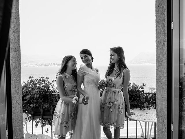 Il matrimonio di Michele e Luciana a Stresa, Verbania 68