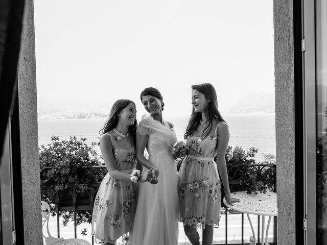Il matrimonio di Michele e Luciana a Stresa, Verbania 69
