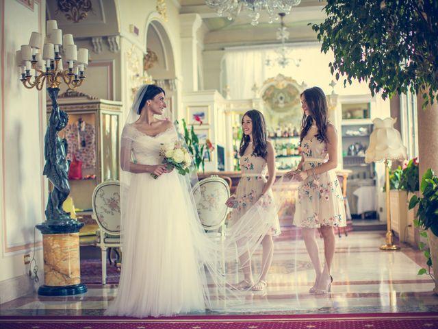 Il matrimonio di Michele e Luciana a Stresa, Verbania 73