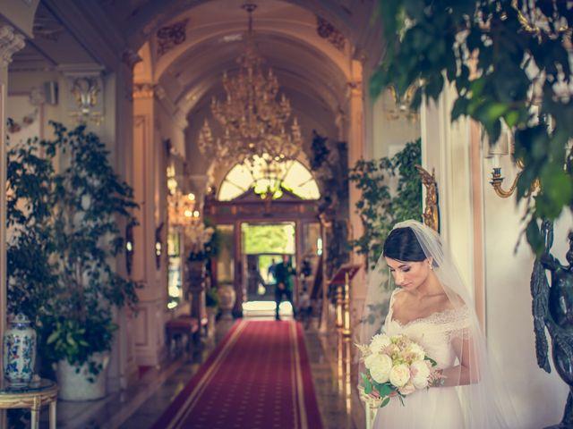 Il matrimonio di Michele e Luciana a Stresa, Verbania 74