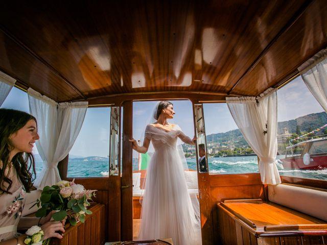 Il matrimonio di Michele e Luciana a Stresa, Verbania 77