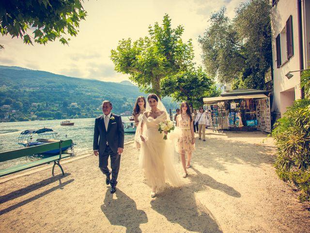 Il matrimonio di Michele e Luciana a Stresa, Verbania 80