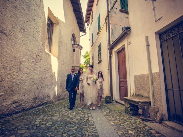 Il matrimonio di Michele e Luciana a Stresa, Verbania 81
