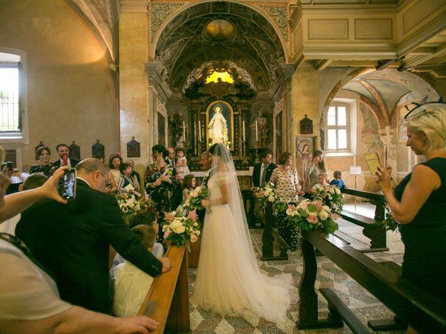 Il matrimonio di Michele e Luciana a Stresa, Verbania 82