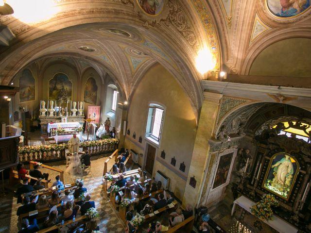 Il matrimonio di Michele e Luciana a Stresa, Verbania 84