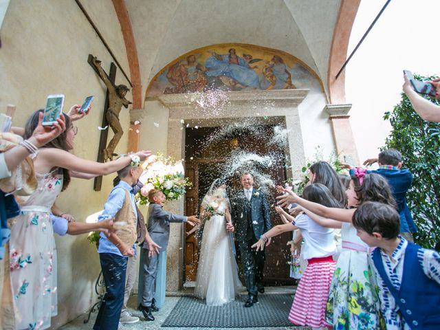 Il matrimonio di Michele e Luciana a Stresa, Verbania 86