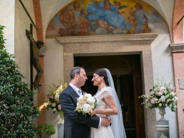 Il matrimonio di Michele e Luciana a Stresa, Verbania 87