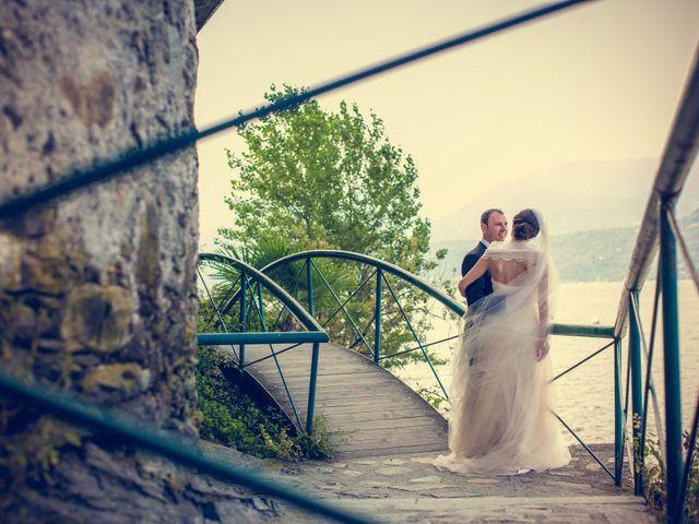 Il matrimonio di Michele e Luciana a Stresa, Verbania 88