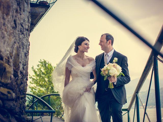 Il matrimonio di Michele e Luciana a Stresa, Verbania 90