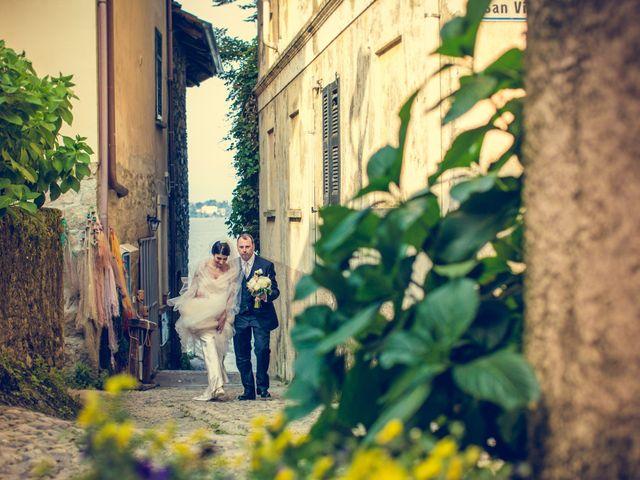 Il matrimonio di Michele e Luciana a Stresa, Verbania 93
