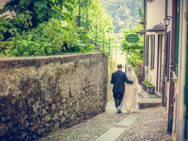 Il matrimonio di Michele e Luciana a Stresa, Verbania 94