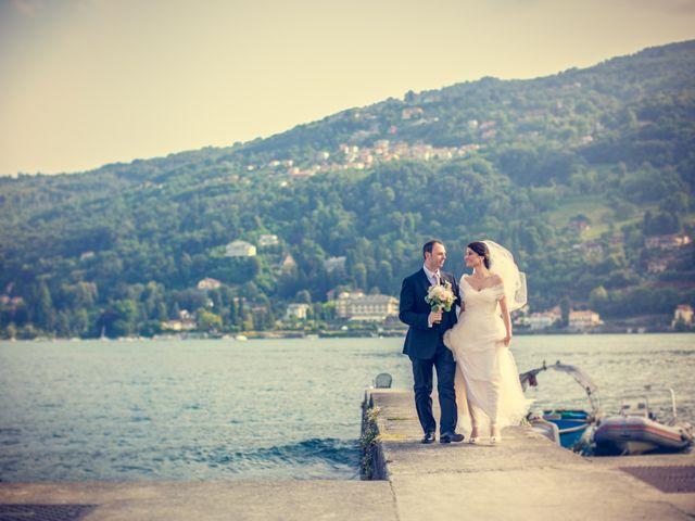 Il matrimonio di Michele e Luciana a Stresa, Verbania 2
