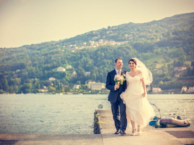 Il matrimonio di Michele e Luciana a Stresa, Verbania 97