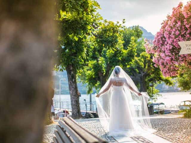 Il matrimonio di Michele e Luciana a Stresa, Verbania 98