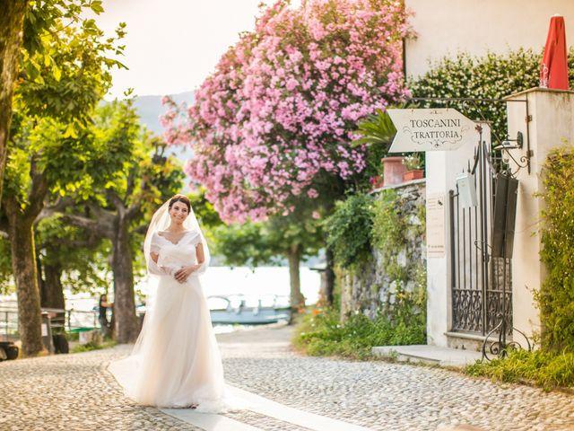 Il matrimonio di Michele e Luciana a Stresa, Verbania 99
