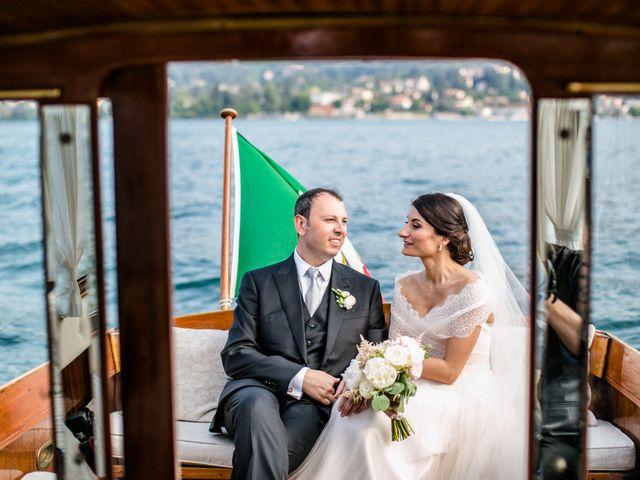 Il matrimonio di Michele e Luciana a Stresa, Verbania 100