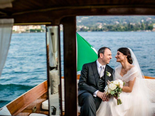 Il matrimonio di Michele e Luciana a Stresa, Verbania 101
