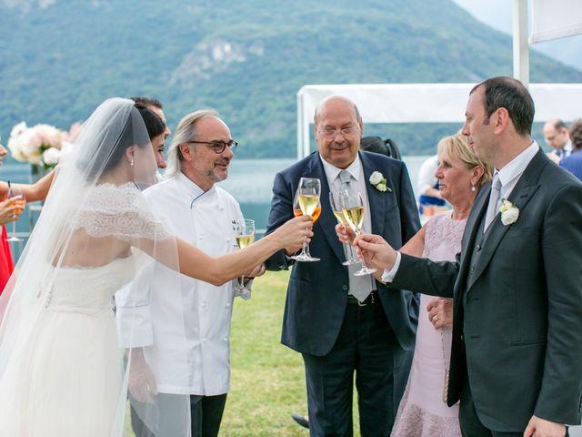 Il matrimonio di Michele e Luciana a Stresa, Verbania 103