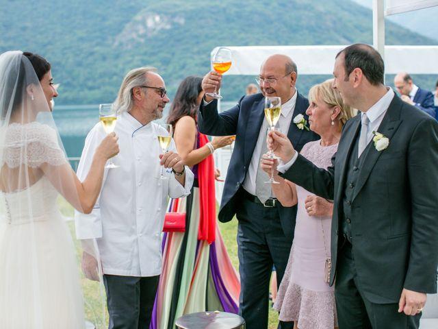 Il matrimonio di Michele e Luciana a Stresa, Verbania 104