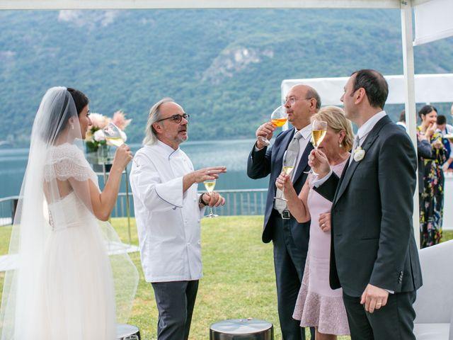 Il matrimonio di Michele e Luciana a Stresa, Verbania 105