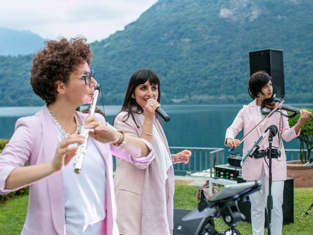 Il matrimonio di Michele e Luciana a Stresa, Verbania 106
