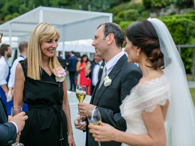 Il matrimonio di Michele e Luciana a Stresa, Verbania 108