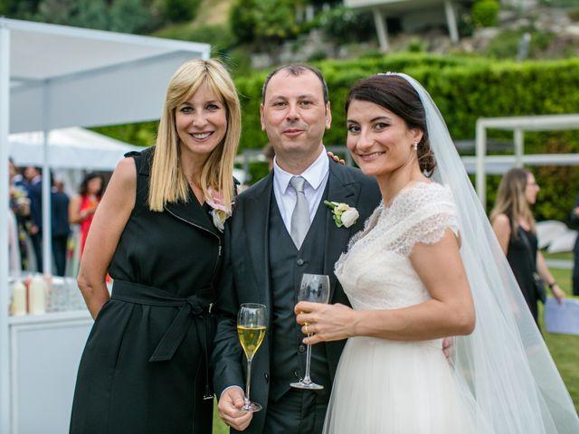 Il matrimonio di Michele e Luciana a Stresa, Verbania 109
