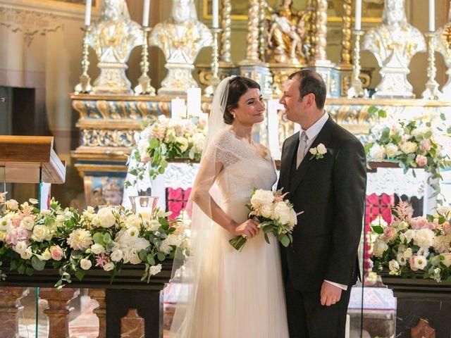 Il matrimonio di Michele e Luciana a Stresa, Verbania 119