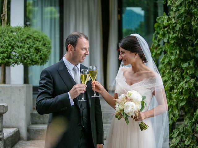 Il matrimonio di Michele e Luciana a Stresa, Verbania 132